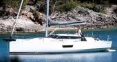 Elan GT5 sailing stream  french riviera antibes